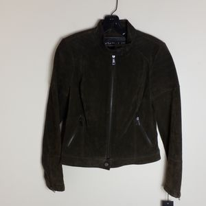 Bagatelle Leather /suede jacket